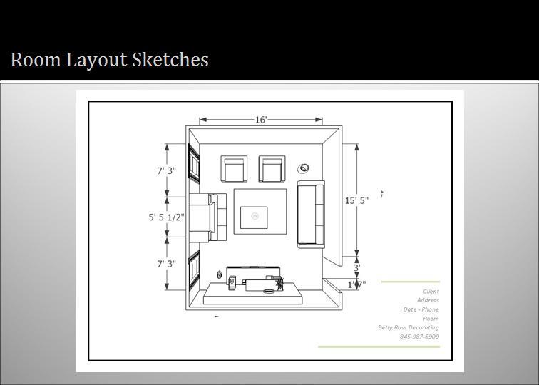 Floor Plans Space Planning